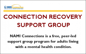 Connection Recovery Support Group @ St. Paul's United Church of Christ